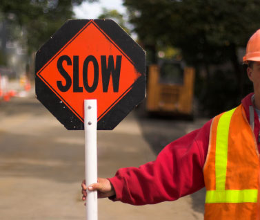 Traffic Control Flagger Certification Training Program