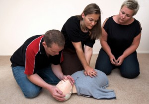 CPR Training Medic First Aid Training