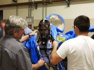 Quantitative and Qualitative Respirator Fit Testing Services