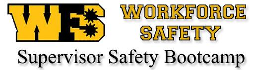 Supervisor Safety Bootcamp